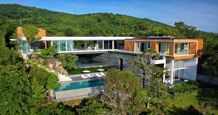 Contemporary 4 Bed Ultra-Luxury Villa on Kamala Bay-20