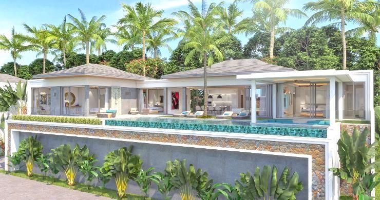 New Luxury 4 Bed Bali Sea-view Villas in Bophut Hills-2