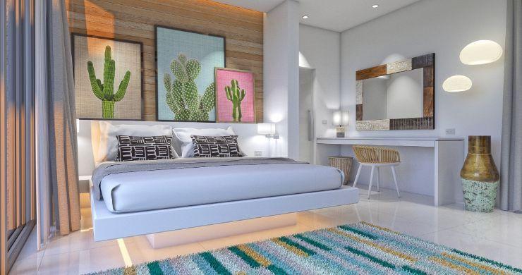 New Luxury 4 Bed Bali Sea-view Villas in Bophut Hills-17