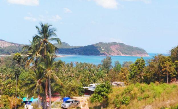 Premium Sea view Land for Sale in Koh Phangan