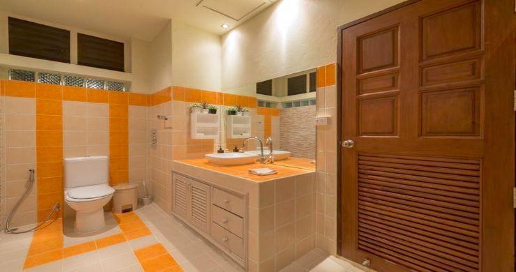 Tropical 3 Bedroom Pool Villa Close to Bangrak Beach-11