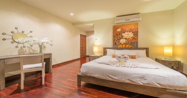 Tropical 3 Bedroom Pool Villa Close to Bangrak Beach-9