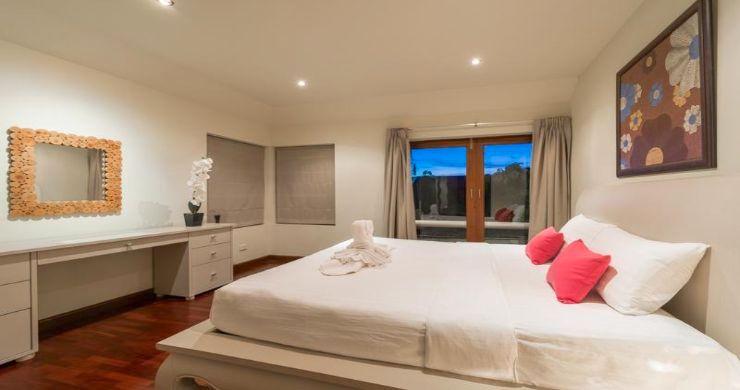Tropical 3 Bedroom Pool Villa Close to Bangrak Beach-6