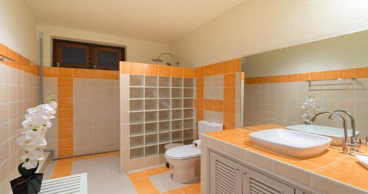 Tropical 3 Bedroom Pool Villa Close to Bangrak Beach-12