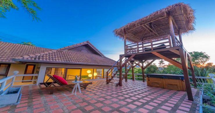 Tropical 3 Bedroom Pool Villa Close to Bangrak Beach-13