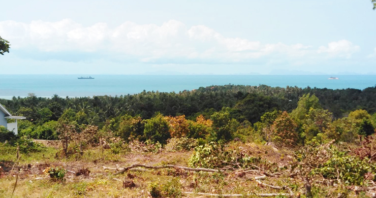 Affordable Sea-view Land Plots for Sale in Koh Phangan-2