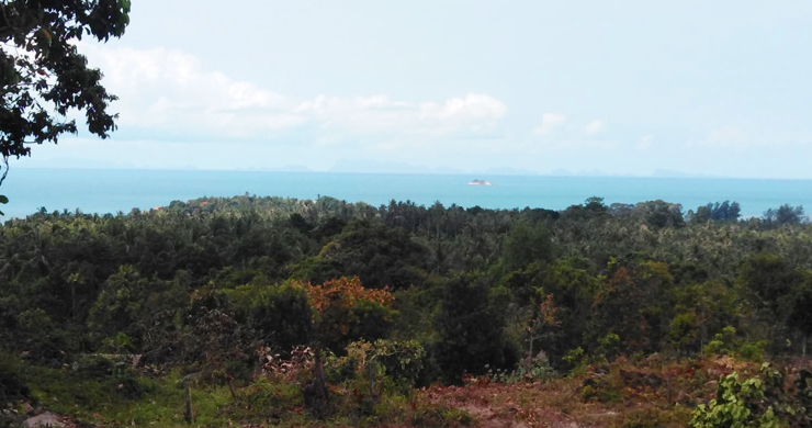 Affordable Sea-view Land Plots for Sale in Koh Phangan-3