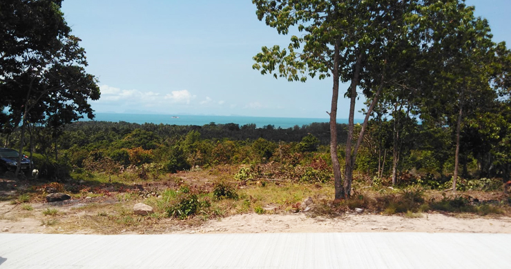 Affordable Sea-view Land Plots for Sale in Koh Phangan-4