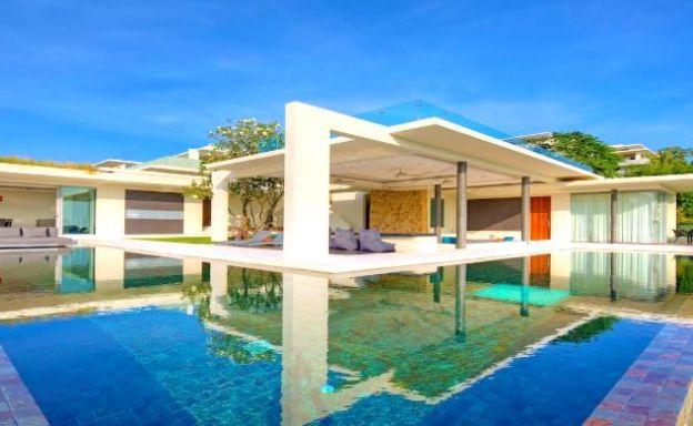 Ultra-Luxury 4 Bed Sea view Pool Villa in Choeng Mon