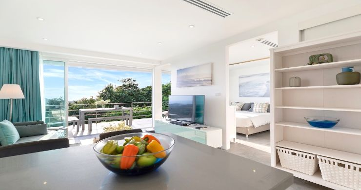 Luxury 1 Bed Sunset Sea view Apartment in Big Buddha-4