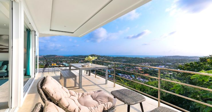 Luxury 1 Bed Sunset Sea view Apartment in Big Buddha-3