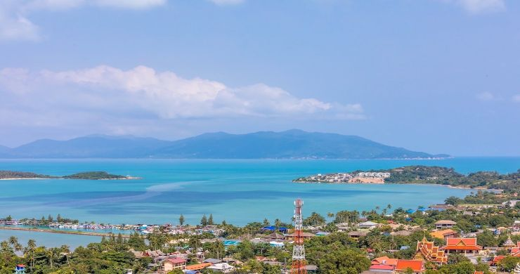 Luxury 1 Bed Sunset Sea view Apartment in Big Buddha-12