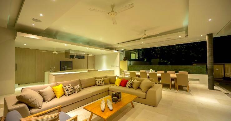 Magnificent Beachfront Villa on Choeng Mon Peninsular-8