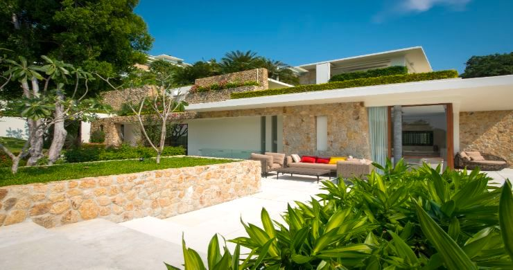Magnificent Beachfront Villa on Choeng Mon Peninsular-16