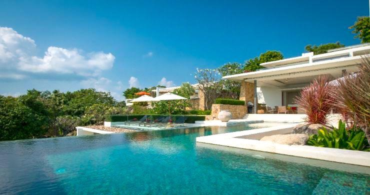 Magnificent Beachfront Villa on Choeng Mon Peninsular-2