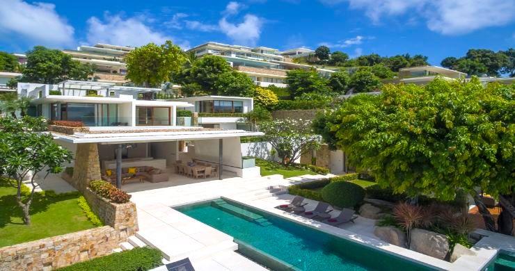 Magnificent Beachfront Villa on Choeng Mon Peninsular-12