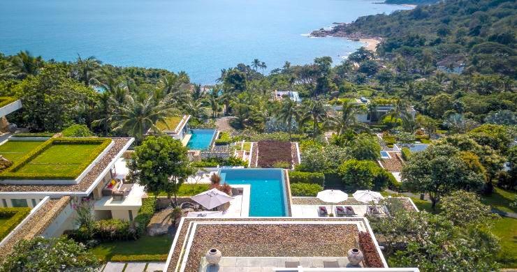 Magnificent Beachfront Villa on Choeng Mon Peninsular-6