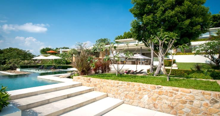 Magnificent Beachfront Villa on Choeng Mon Peninsular-4
