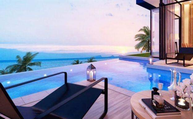 Modern 3 Bed Sea View Luxury Villas for Sale in Phuket