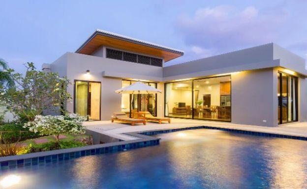 Luxury 3 Bedroom Zen Villas for Sale in Phuket