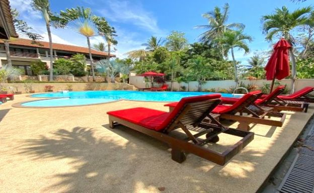 Affordable Tropical 2 Bed Townhouse in Bophut Resort