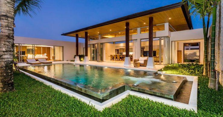 Contemporary 3-4 Bedroom Lakeside Villas in Bang Tao-1