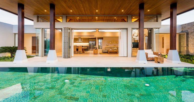 Contemporary 3-4 Bedroom Lakeside Villas in Bang Tao-2