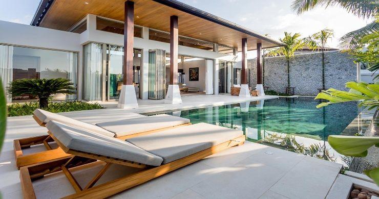Contemporary 3-4 Bedroom Lakeside Villas in Bang Tao-19