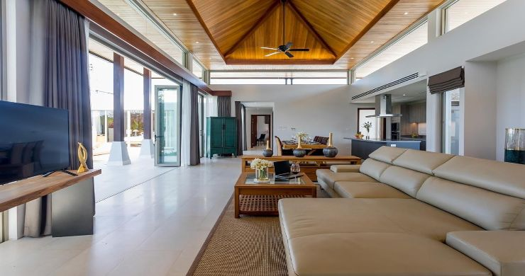Contemporary 3-4 Bedroom Lakeside Villas in Bang Tao-5