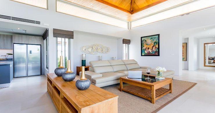 Contemporary 3-4 Bedroom Lakeside Villas in Bang Tao-3