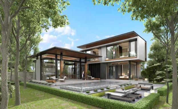 Modern 3 Bedroom Luxury Loft Villas for Sale in Phuket