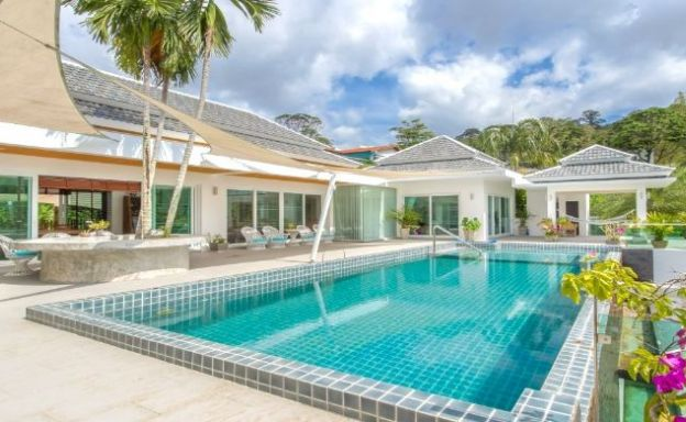 Stylish 5 Bedroom Private Pool Villa for Sale in Kamala