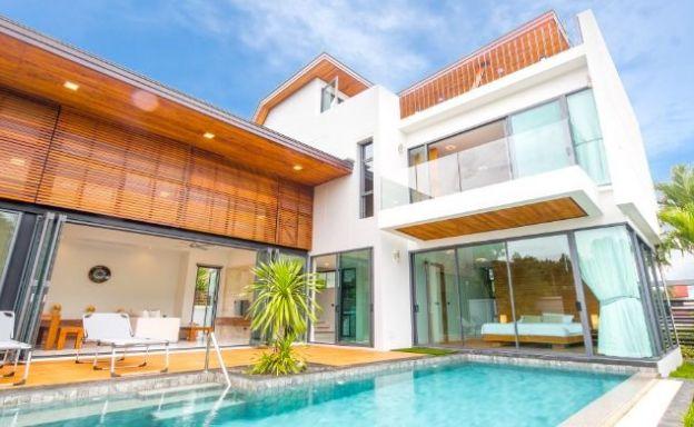Stunning 3 Bedroom Pool Villa in Nai Harn, Phuket