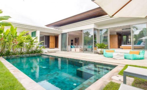 Modern 3 Bedroom Private Pool Villa in Laguna, Phuket
