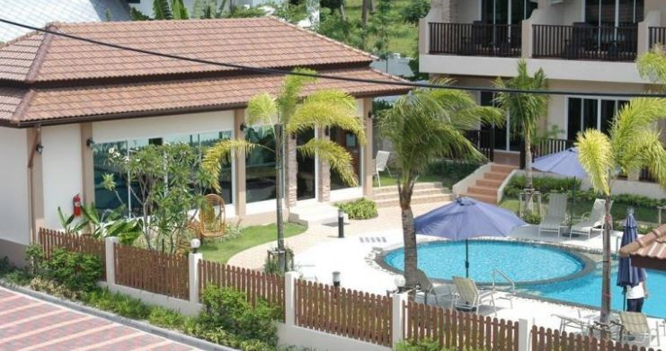 Affordable Modern Freehold Condo in Chaweng-11