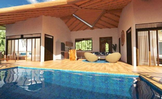 Hot Priced 2 Bedroom Sea View Villas in Koh Phangan