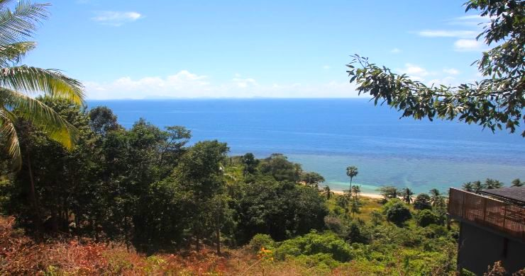 Exclusive Sunset Sea View land for Sale in Koh Phangan-3