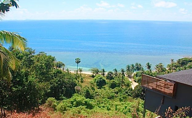 Exclusive Sunset Sea View land for Sale in Koh Phangan