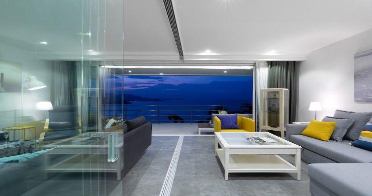 Luxury 3 Bedroom Sea View Apartment in Big Buddha-18