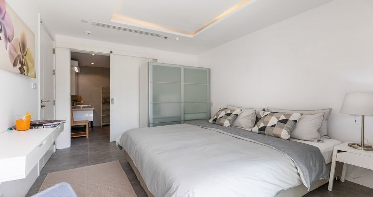 Luxury 3 Bedroom Sea View Apartment in Big Buddha-14