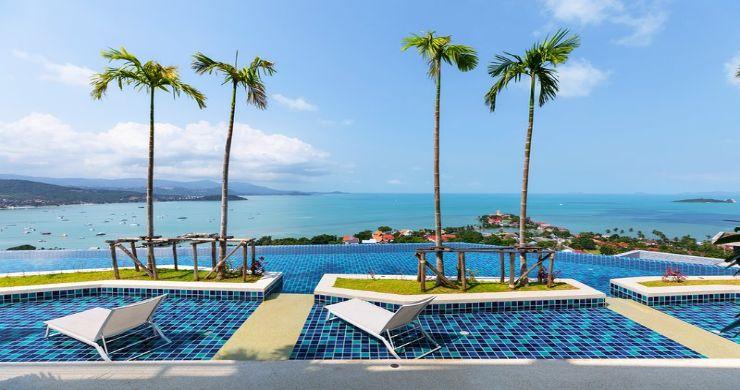 Luxury 3 Bedroom Sea View Apartment in Big Buddha-20