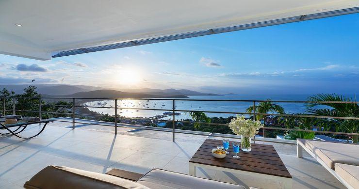 Luxury 3 Bedroom Sea View Apartment in Big Buddha-2