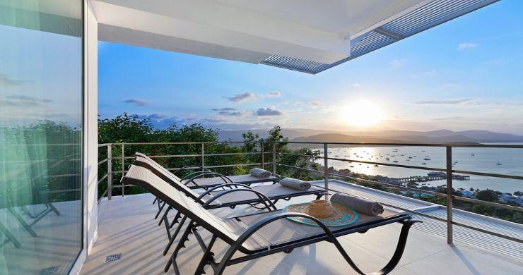 Luxury 3 Bedroom Sea View Apartment in Big Buddha-13