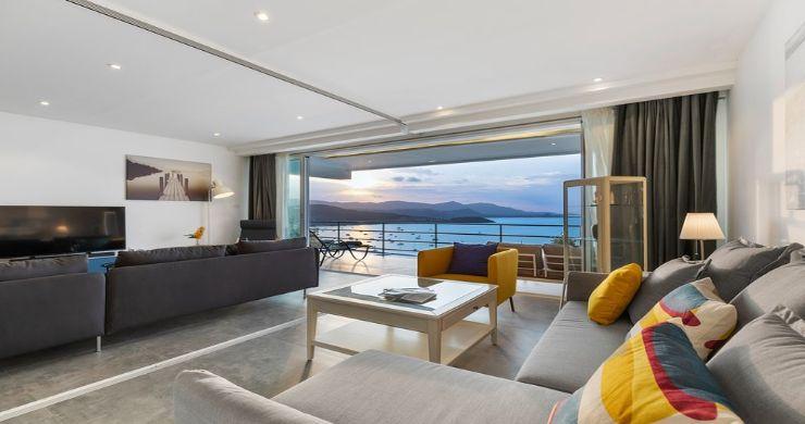 Luxury 3 Bedroom Sea View Apartment in Big Buddha-11