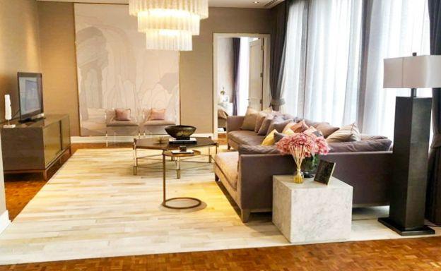 The Ritz Carlton 2 Bed Ultra Luxury Condo in Bangkok