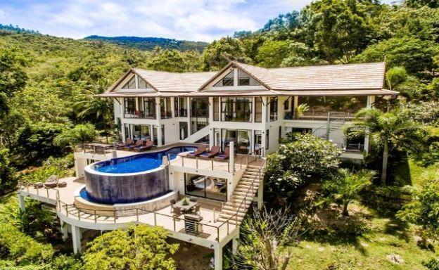 5 Bedroom Private Sea View Pool Villa in Bang Por