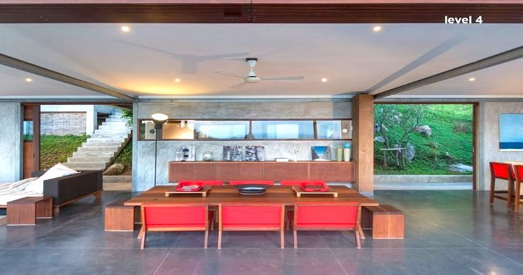 Unique 6 Bed Sea View Villa for Sale in Taling Ngam-2