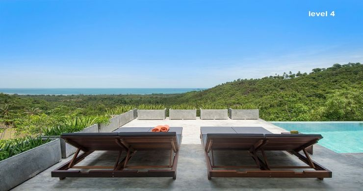 Unique 6 Bed Sea View Villa for Sale in Taling Ngam-13