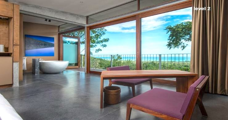Unique 6 Bed Sea View Villa for Sale in Taling Ngam-6