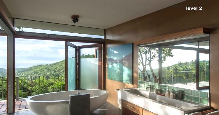 Unique 6 Bed Sea View Villa for Sale in Taling Ngam-10